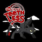 My Little Toothless by the50ftsnail
