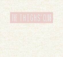 THE THIGHS' CLUB PINK Hoodie