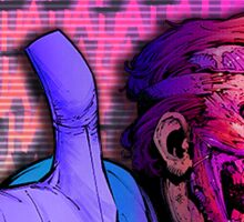The Jokes On You - Joker Sticker