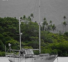 Ye Old Fishing Trawler  by D-GaP