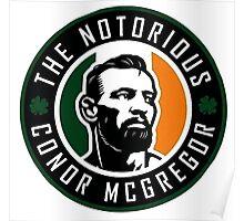 mcgregor logo Poster