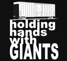 """""""holding hands with GIANTS"""" (inverted) by nervenauf"""