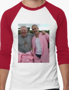 Happy People............ Men's Baseball ¾ T-Shirt