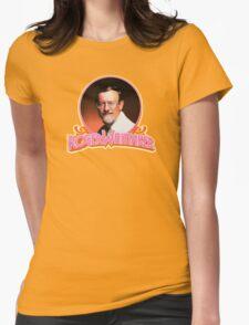 Roger Whittaker Womens Fitted T-Shirt