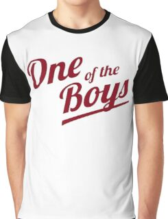 one of the boys Graphic T-Shirt