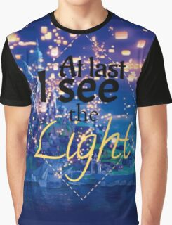 Tangled - I See The Light Graphic T-Shirt