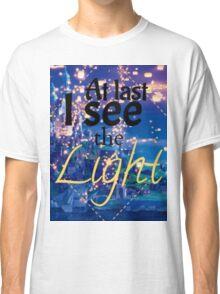 Tangled - I See The Light Classic T-Shirt
