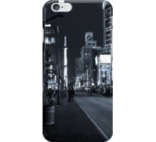 Friday Night In The City iPhone Case/Skin