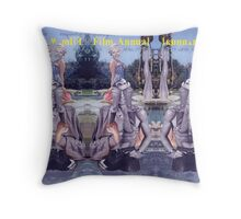 Film Study. Throw Pillow