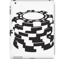 Poker Chips iPad Case/Skin