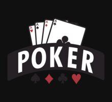Poker One Piece - Short Sleeve