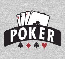 Poker Baby Tee