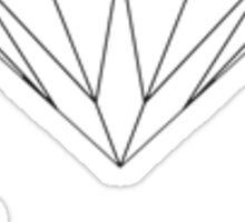 Diamond Supply Company logo Sticker