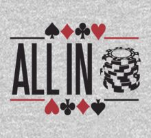 All in One Piece - Short Sleeve