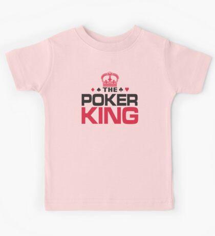 Poker King Kids Tee