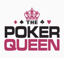 Poker Queen One Piece - Short Sleeve