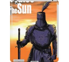 Praise The Sun Block iPad Case/Skin
