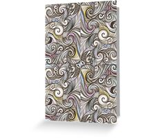 The Prospect of Swirls Greeting Card