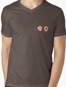 Peachy  Mens V-Neck T-Shirt