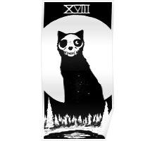 XVIII - The Moon Poster