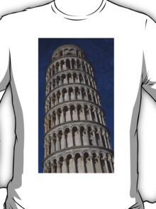 The Leaning Tower Of Pisa T-Shirt