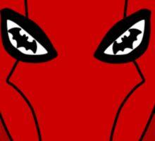 Jason Todd Red Hood Sticker