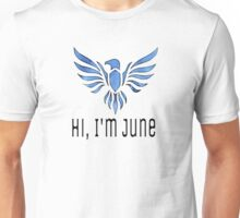 june iparis prodigy Unisex T-Shirt