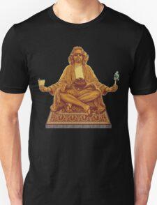 The Dude Abides in Nirvana Unisex T-Shirt