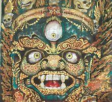 Mahakala by Ti Campbell-Allen