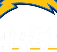 san diego chargers Sticker