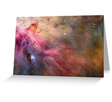 Orion Nebula #1 Greeting Card