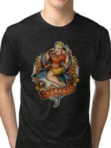 Sploosh Tri-blend T-Shirt
