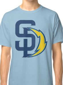 san diego chargers Classic T-Shirt