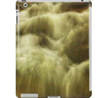 Buckland River abstract iPad Case/Skin