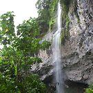 Pahntakai Cave & Falls - Pohnpei Island, Micronesia by Alex Zuccarelli