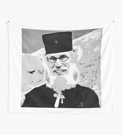 Brother Nathanael Wall Tapestry