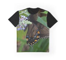 Female Eastern Tiger Swallowtail Graphic T-Shirt