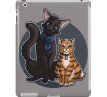 Catlock + iPad Case/Skin
