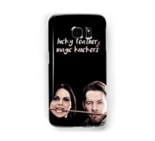Lucky Feather & Magic Knickers Samsung Galaxy Case/Skin