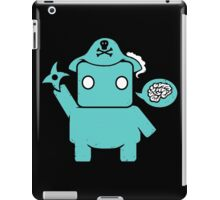 Ninja Pirate Robot Zombie iPad Case/Skin