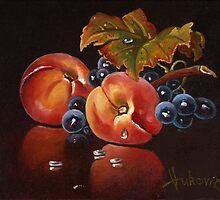 two peach by dusanvukovic