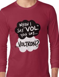 The Fault in Our Keith Long Sleeve T-Shirt