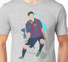Lionel Messi (PRICE FLEXIBLE CHECK DESCRIPTION)  Unisex T-Shirt