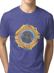 An Ode To Poe Tri-blend T-Shirt