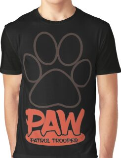 PAW Patrol Trooper Graphic T-Shirt