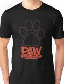 PAW Patrol Trooper Unisex T-Shirt