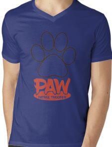 PAW Patrol Trooper Mens V-Neck T-Shirt