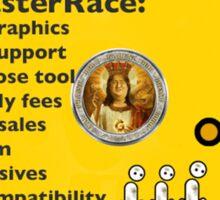 PCMasterRace  Sticker