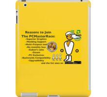PCMasterRace  iPad Case/Skin
