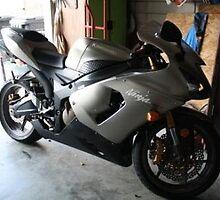 KBB Motorcycle by Nada Blue